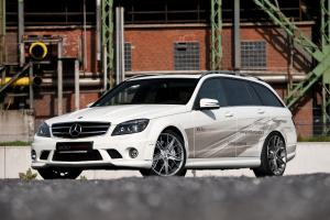 Mercedes-Benz C63 AMG Estate by Edo Competition 2012 года
