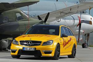 2012 Mercedes-Benz C63 AMG Performance by Wimmer RS