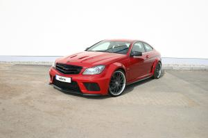 2012 Mercedes-Benz C63 AMG V63 Supercharged by VATH