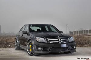 Mercedes-Benz C63 AMG by RENNtech '2012