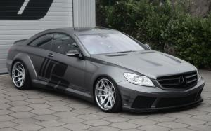 Mercedes-Benz CL-Class Black Edition by Prior Design 2012 года