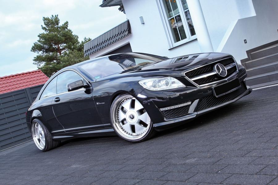 2012 Mercedes-Benz CL-Class by PP Exclusive