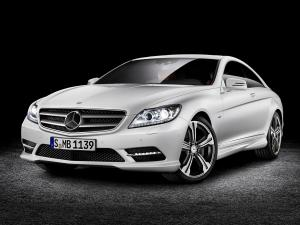 2012 Mercedes-Benz CL500 4Matic Grand Edition