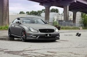 2012 Mercedes-Benz CLS 63 AMG Stratos by SR Auto Group