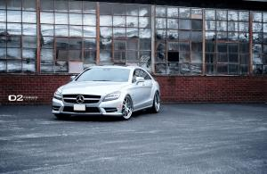 2012 Mercedes-Benz CLS-550 FMS-05 by D2Forged