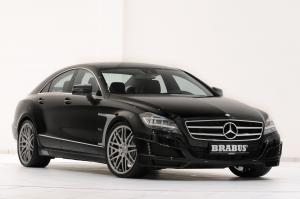 2012 Mercedes-Benz CLS-Class Coupe by Brabus