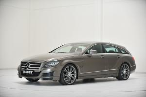 2012 Mercedes-Benz CLS-Class Shooting Brake by Brabus