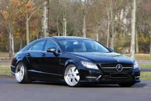 2012 Mercedes-Benz CLS-Class by PP Exclusive