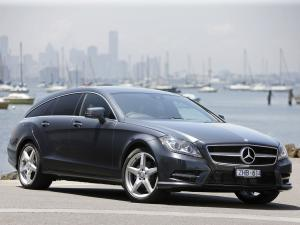 2012 Mercedes-Benz CLS250 CDI Shooting Brake AMG Sports Package