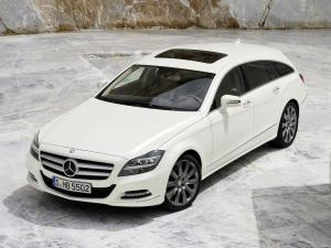Mercedes-Benz CLS250 CDI Shooting Brake 2012 года