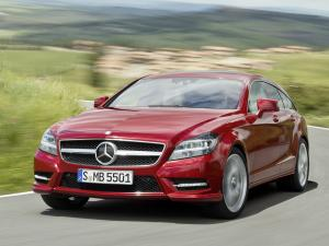 2012 Mercedes-Benz CLS500 4Matic Shooting Brake AMG Sports Package