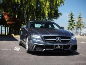 2012 Mercedes-Benz CLS63 AMG Project Maximus by SR Auto Group