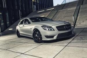 Mercedes-Benz CLS63 AMG Seven-11 by Wheelsandmore 2012 года