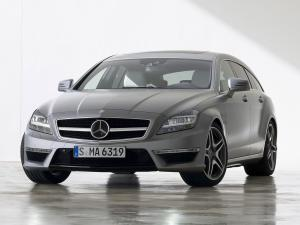 2012 Mercedes-Benz CLS63 AMG Shooting Brake