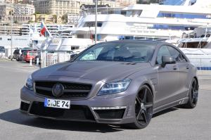 2012 Mercedes-Benz CLS63 AMG by GSC