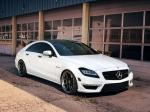 Mercedes-Benz CLS63 AMG by IND Distribution 2012 года