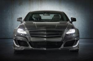 2012 Mercedes-Benz CLS63 AMG by Mansory