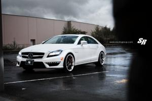 2012 Mercedes-Benz CLS63 AMG by SR Auto Group