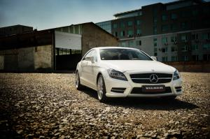 2012 Mercedes-Benz CLS63 AMG by Vilner