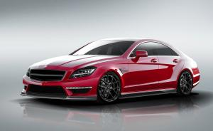 Mercedes-Benz CLS63 AMG by Vorsteiner 2012 года