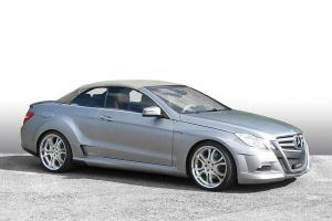2012 Mercedes-Benz E-Class Convertible by FAB Design