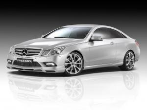 2012 Mercedes-Benz E-Class Coupe and Cabrio by Piecha Design