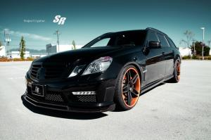 2012 Mercedes-Benz E63 AMG Estate Project Cyphur by SR Auto Group