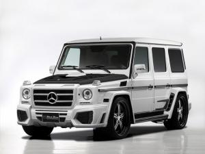 Mercedes-Benz G-Class Sports Line Black Bison Edition by Wald 2012 года