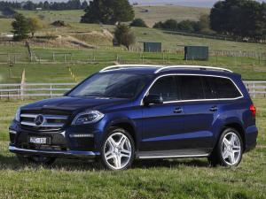 2012 Mercedes-Benz GL500 AMG Sports Package