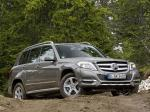 Mercedes-Benz GLK220 CDI BlueEFFICIENCY 2012 года
