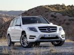 Mercedes-Benz GLK350 BlueEFFICIENCY 2012 года
