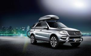 Mercedes-Benz ML-Class Accessories 2012 года