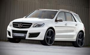 Mercedes-Benz ML-Class Impact by Kicherer 2012 года