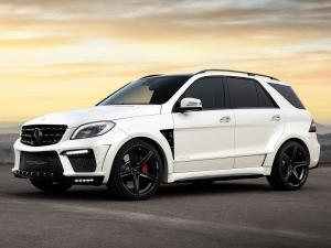 2012 Mercedes-Benz ML-Class Inferno by TopCar