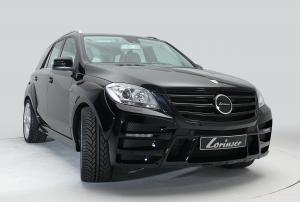 2012 Mercedes-Benz ML-Class by Lorinser