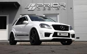 2012 Mercedes-Benz ML-Class by Prior Design