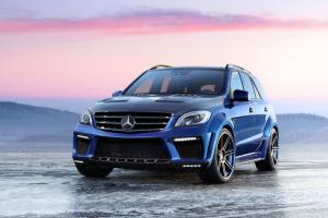 2012 Mercedes-Benz ML63 AMG Inferno by TopCar