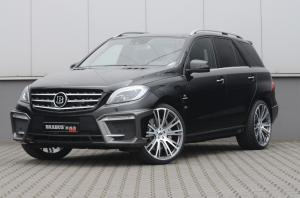 2012 Mercedes-Benz ML63 AMG by Brabus