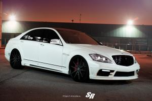 2012 Mercedes-Benz S63 AMG Project Amadeus by SR Auto Group