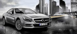 2012 Mercedes-Benz SL-Class Accessories