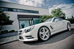 Mercedes-Benz SL500 by Graf Weckerle 2012 года