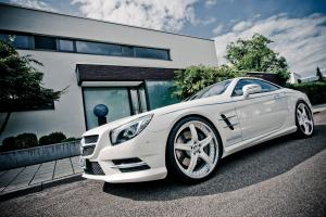 2012 Mercedes-Benz SL500 by Graf Weckerle