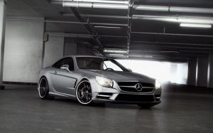 Mercedes-Benz SL500 by Wheelsandmore 2012 года