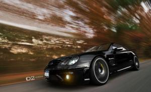 2012 Mercedes-Benz SL55 MB1 by D2Forged