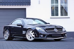 2012 Mercedes-Benz SL65 by PP Exclusive