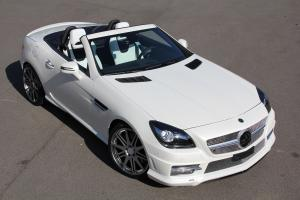 2012 Mercedes-Benz SLK-Class by Carlsson