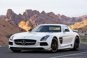2012 Mercedes-Benz SLS AMG Black Series