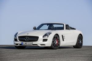 2012 Mercedes-Benz SLS AMG GT Roadster