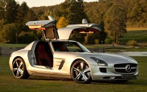 Mercedes-Benz SLS AMG MC700 by McChip-DKR 2012 года