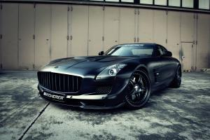 2012 Mercedes-Benz SLS AMG Supercharged GT by Kicherer